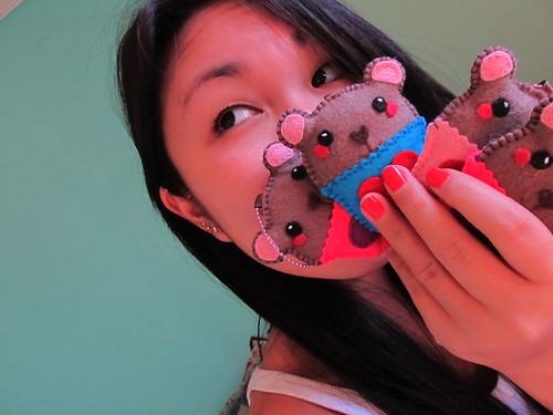 Muffin + Bear