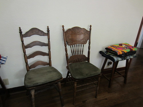 Photo A Day, July 6--Chairs by marie watterlond