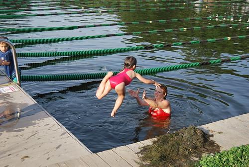 swimming - dive 5