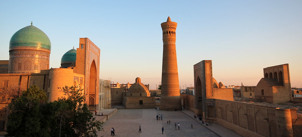 Kalon Mosque and Minaret
