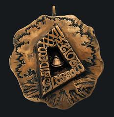 FIDEM medal 2012 reverse
