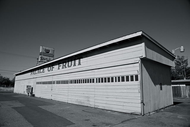 The Palace of Fruit is Closed Today