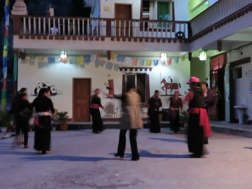九寨溝 踊り