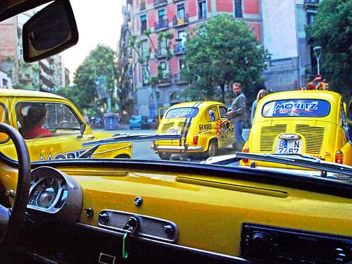 Seat 600 Tapas Tour Barcelona