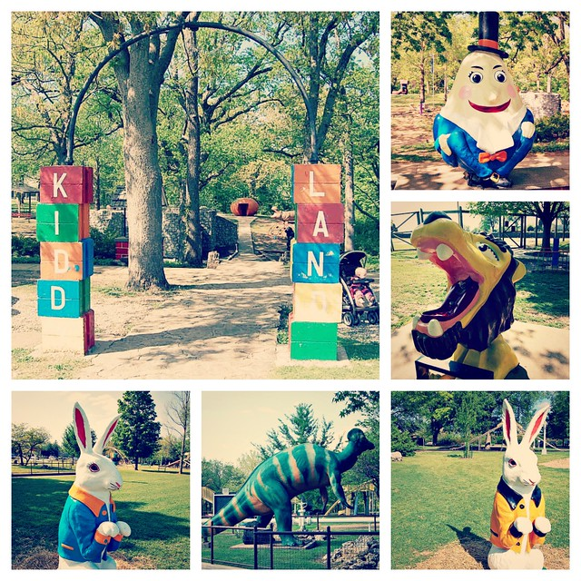kiddy land collage