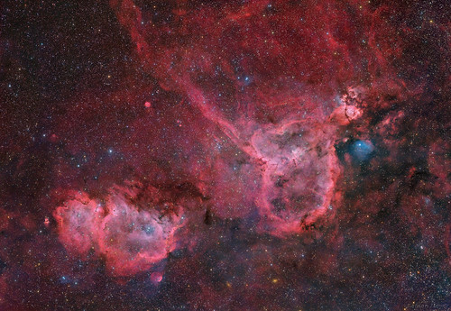 Heart & Soul Nebulas