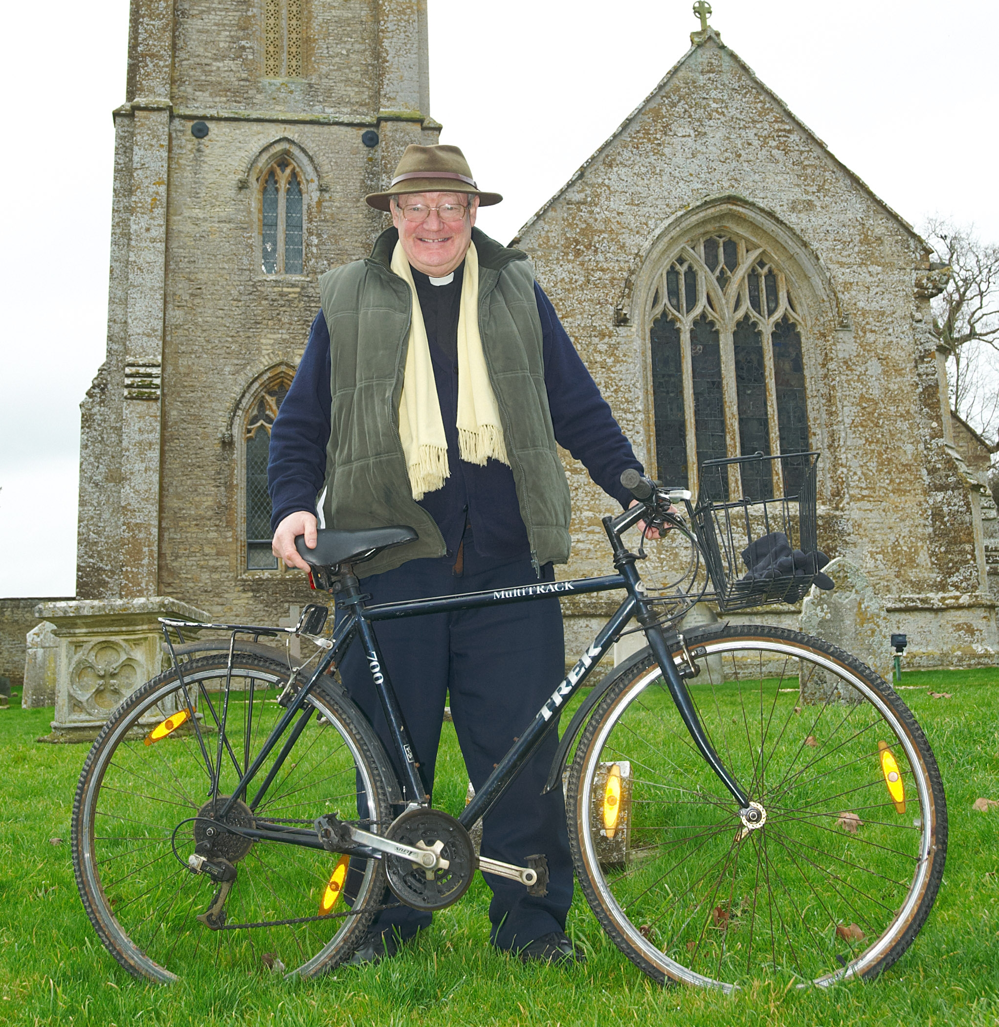 Canon Henry Pearson_Trent Church