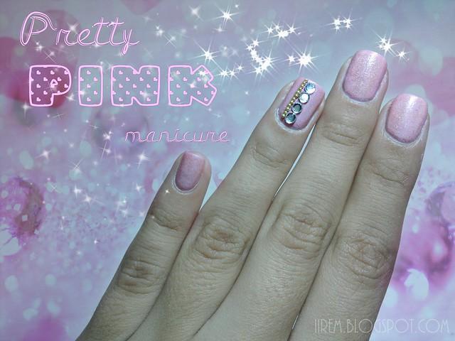 Pretty Pink Manicure (3)