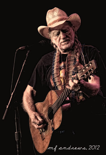 Willie Nelson at the Fox Theatre, Tucson