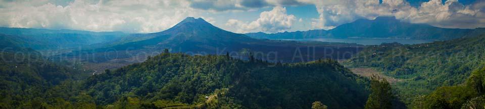Mount Batur @ Kintamani, Bali, Indonesia