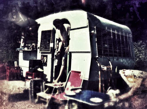 Kaffeservering #with snapseed