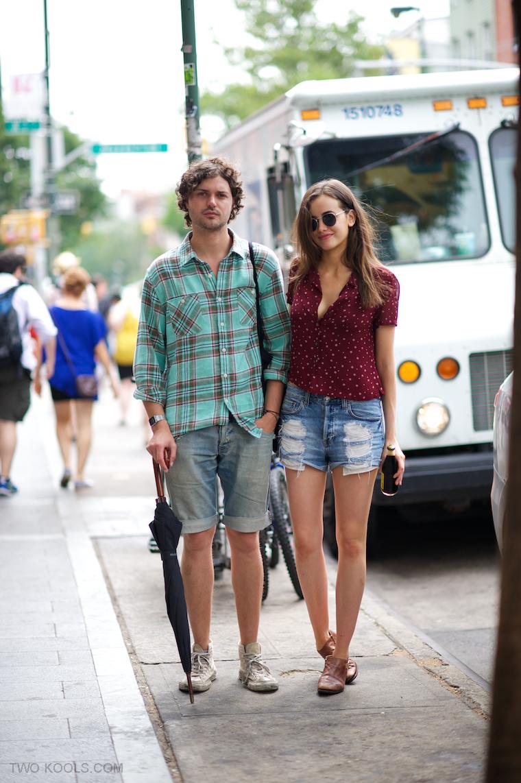Stylish couples
