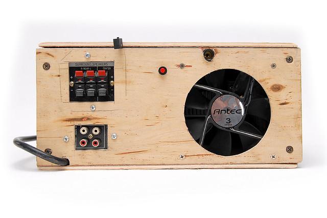 Hd car stereo conversion flickr photo sharing for Stereo casa