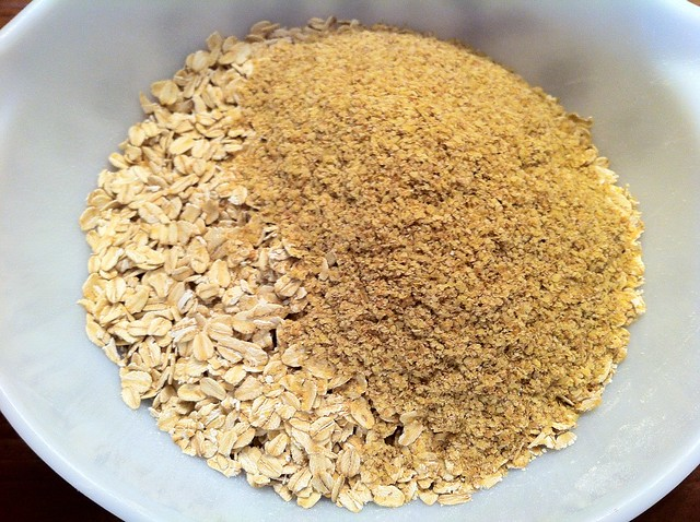 Oats and Wheat Germ