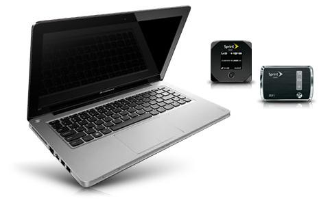 Lenovo IdeaPad U310 ultrabook sprint bundle