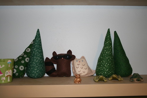 Nursery Shelf