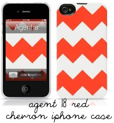 agent 18 iphone case