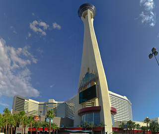 stratosphere drop down
