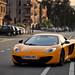McLaren Orange by William Barber