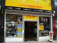 Picture of Cash Converters (MOVED), 29 High Street