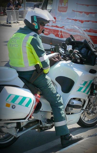 Guardia Civil de Tráfico - Vuelta Ciclista a España 2008