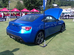 Subaru BRZ - sadly no test rides in this one