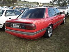1992 Ford EB Falcon S XR6 sedan