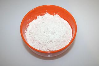 01 - Zutat Dinkelmehl / Ingredient spelt flour