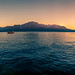 Sunset over Leman Waters by iSteven-ch