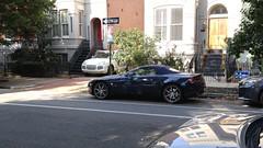Dream garage - Porsche Cayenne Turbo & Aston Martin V8 Vantage Volante