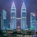Petronas Towers by MNmagic