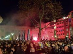 Alter Markt Dortmund - BVB wird Deutscher Meister 2012