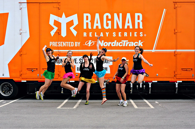 Ragnar SoCal 2012 Team Sparkle