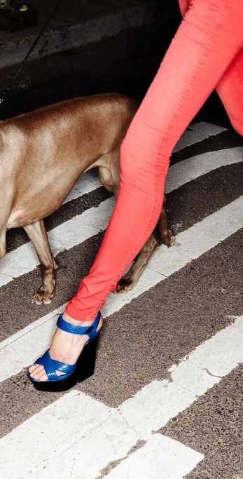 Alice+Olivia Ula Platform Sandals