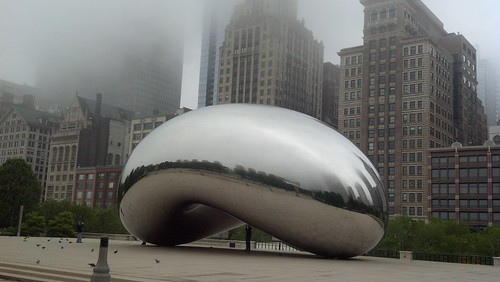 Cloud gate in good company