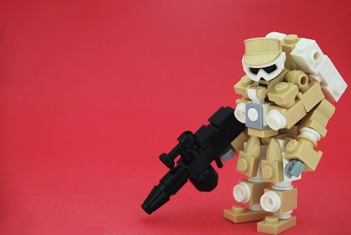Rebel Trooper Suit (Arctic Version)
