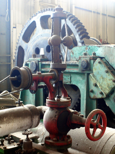 Cowanssheldon & Co - Steam Winch