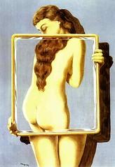 Rene Magritte Dangerous Liaisons. 1926. Oil on canvas.
