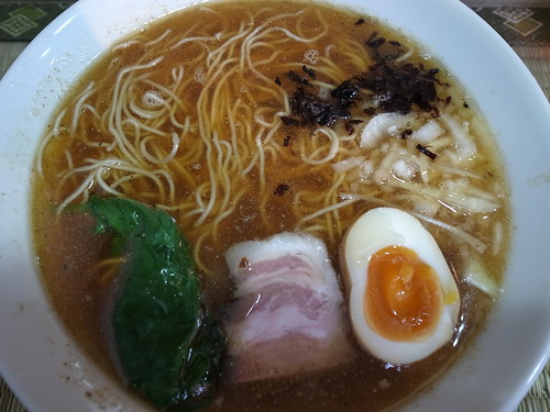 ra120502東京いまむら 地鶏と魚貝の醤油味