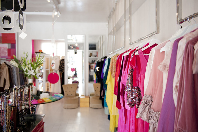 The Rose, Ibiza fashion boutique