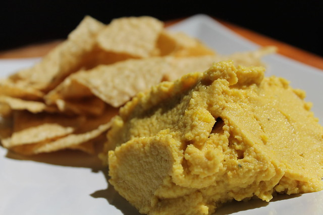 Golden beet Hummus recipe
