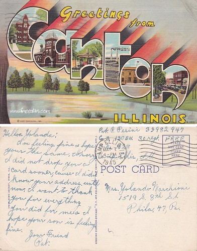 Canton, Illinois LL