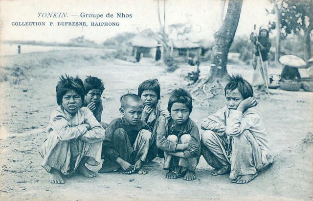 Trẻ nhỏ ở Hải Phòng