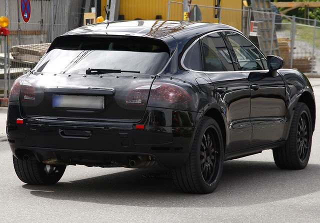 Porsche Macan prve špijunke