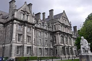 Front Square - Trinity College Dublin