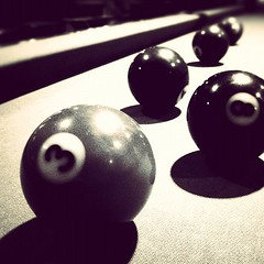 used to play pool a lot. it's been more than 10 years since I played last time... #pool #billiards