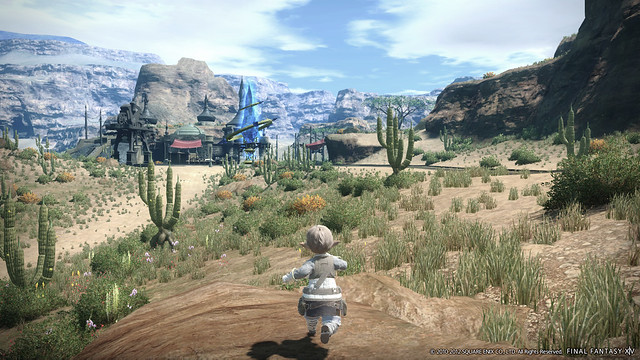 Final Fantasy XIV PS3 Update – Interview, New Details