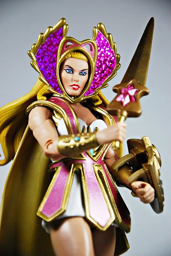 Bubble-Power She-Ra: Most Powerful Woman in the Universe