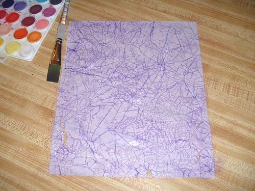 marble paper  tutorial 7