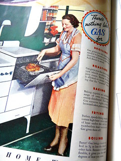 """Modernize Your Kitchen with Gas"""